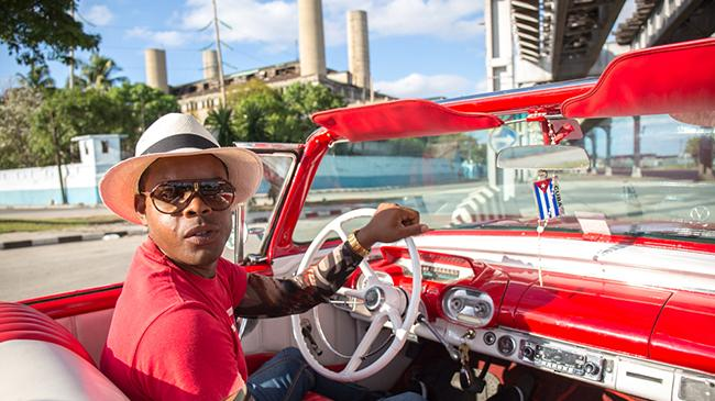 Classic Cars And The Cubans That Keep Them Running