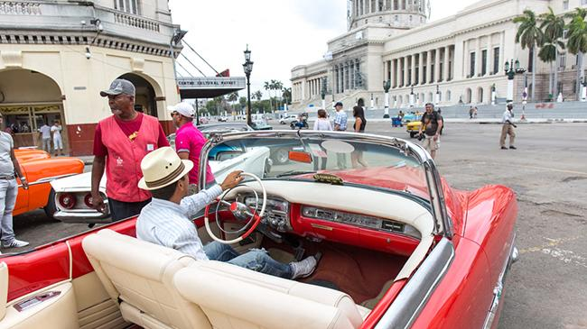 Cuban Luxury Classic Cars