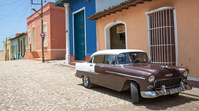Cuban Classic Cars Collectors