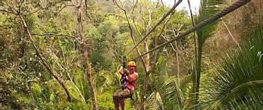 Belize Canopy Tours in Belize
