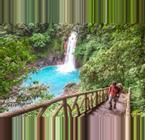 Catarata Costa Rica
