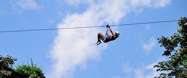 Costa Rica Canopy Tour and Ziplining in Costa Rica