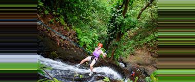 Costa Rica Costa Rica Rappelling