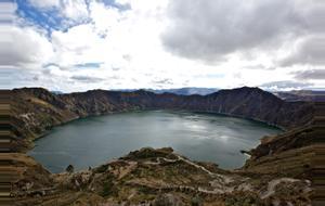 Ecuador Laguna