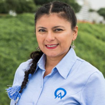 Ecuador  Anywhere Team : Gisella Vildoso Hidalgo