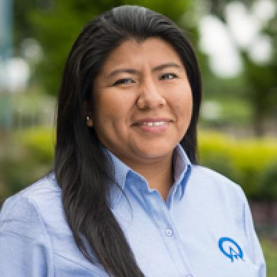 Ecuador  Anywhere Team : Milagros Mamani